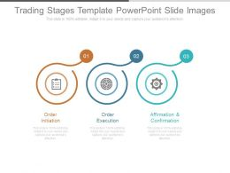 Trading Stages Template Powerpoint Slide Images