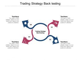 Trading Strategy Back Testing Ppt Powerpoint Presentation Summary Layout Cpb