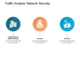 Traffic Analysis Network Security Ppt Powerpoint Presentation Inspiration Cpb