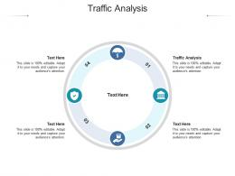 Traffic Analysis Ppt Powerpoint Presentation Slides Backgrounds Cpb