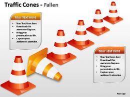 traffic_cones_fallen_powerpoint_presentation_slides_Slide01