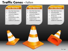 Traffic Cones Fallen PPT 2