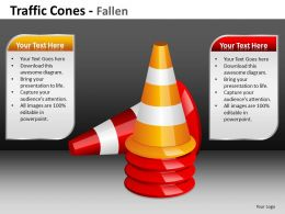 Traffic Cones Fallen PPT 4