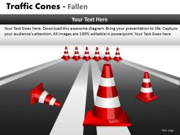 Traffic Cones Fallen PPT 5