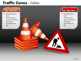 Traffic Cones Fallen PPT 6