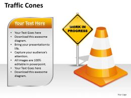 Traffic Cones PPT 4