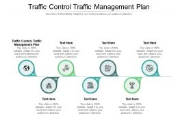 Traffic Control Traffic Management Plan Ppt Powerpoint Presentation Summary Graphics Template Cpb
