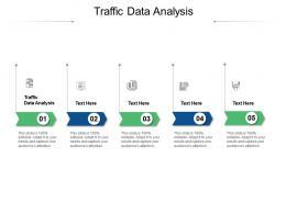 Traffic Data Analysis Ppt Powerpoint Presentation Slides Show Cpb