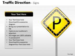 traffic_direction_signs_ppt_10_Slide01