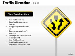 Traffic Direction Signs ppt 12