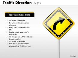 Traffic Direction Signs ppt 7