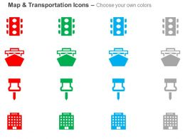 traffic_lights_boat_pinning_hotel_ppt_icons_graphics_Slide02