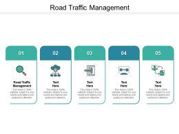 Traffic Management Market Ppt Powerpoint Presentation Inspiration Themes Cpb