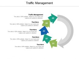 Traffic Management Ppt Powerpoint Presentation Infographics Elements Cpb