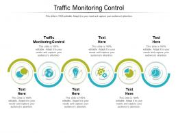 Traffic Monitoring Control Ppt Powerpoint Presentation Show Samples Cpb