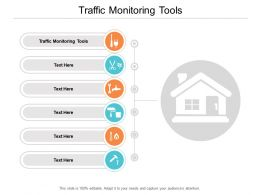 Traffic Monitoring Tools Ppt Powerpoint Presentation Layouts Slide Portrait Cpb