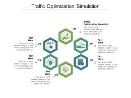 Traffic Optimization Simulation Ppt Powerpoint Presentation Outline Example Introduction Cpb