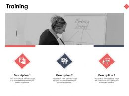 Training Agenda Ppt Powerpoint Presentation Icon Example