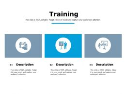 Training Business Marketing Ppt Powerpoint Presentation Pictures Design Templates