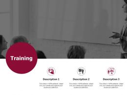 Training Communication Ppt Powerpoint Presentation Infographics Topics