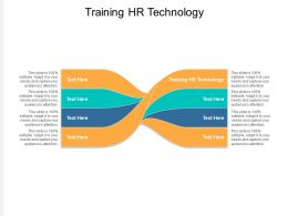 Training HR Technology Ppt Powerpoint Presentation Pictures Objects Cpb