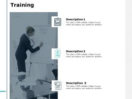 Training Information J148 Ppt Powerpoint Presentation File Background