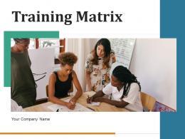 Training Matrix Department Employees Schedule Evaluation Resource Knowledge