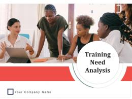 Training Need Analysis Worksheet Approach Implement Evaluate Assessments Observation