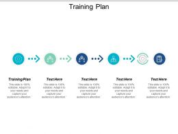 Training Plan Ppt Powerpoint Presentation Model Graphics Cpb