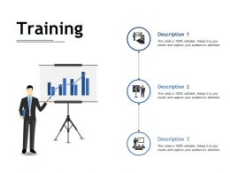 Training Ppt Infographics Example File
