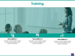 Training Ppt Slides Download