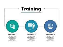 Training Ppt Summary Background Designs