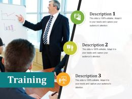 Training Presentation Visual Aids