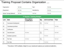 training_proposal_contains_organization_department_description_items_table_Slide01