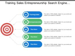 Training Sales Entrepreneurship Search Engine Optimization Time Management
