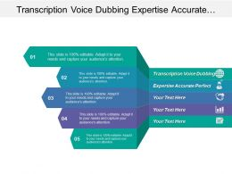 Transcription Voice Dubbing Expertise Accurate Perfect Wording Common