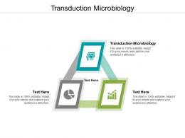 Transduction Microbiology Ppt Powerpoint Presentation Layouts Summary Cpb