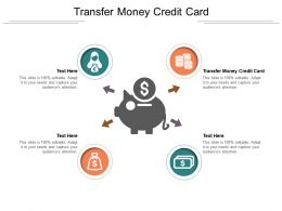 Transfer Money Credit Card Ppt Powerpoint Presentation Professional Icons Cpb