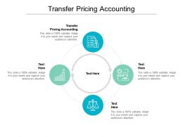 Transfer Pricing Accounting Ppt Powerpoint Presentation Professional Graphics Pictures Cpb