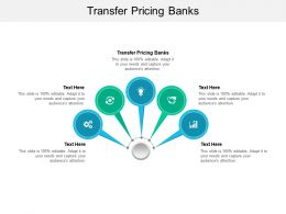 Transfer Pricing Banks Ppt Powerpoint Presentation Summary Influencers Cpb