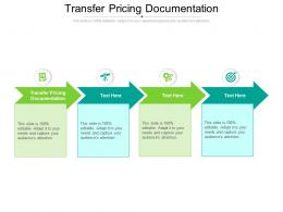 Transfer Pricing Documentation Ppt Powerpoint Presentation File Structure Cpb