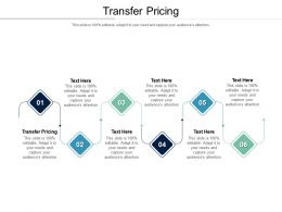 Transfer Pricing Ppt Powerpoint Presentation Inspiration Visual Aids Cpb