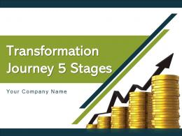 Transformation Journey 5 Stages Business Innovation Process Finance Planning Organizational Growth Process