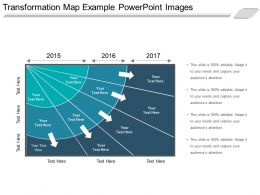 Transformation Map Example Powerpoint Images