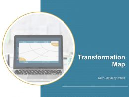 Transformation Map Powerpoint Presentation Slides