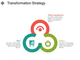 Transformation Strategy Ppt Slides Download