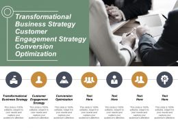 Transformational Business Strategy Customer Engagement Strategy Conversion Optimization Cpb