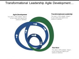 Transformational Leadership Agile Development Brand Values Sales Confidence