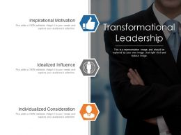 Transformational Leadership Ppt Inspiration