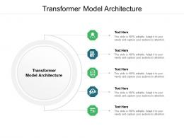 Transformer Model Architecture Ppt Powerpoint Presentation Icon File Formats Cpb
